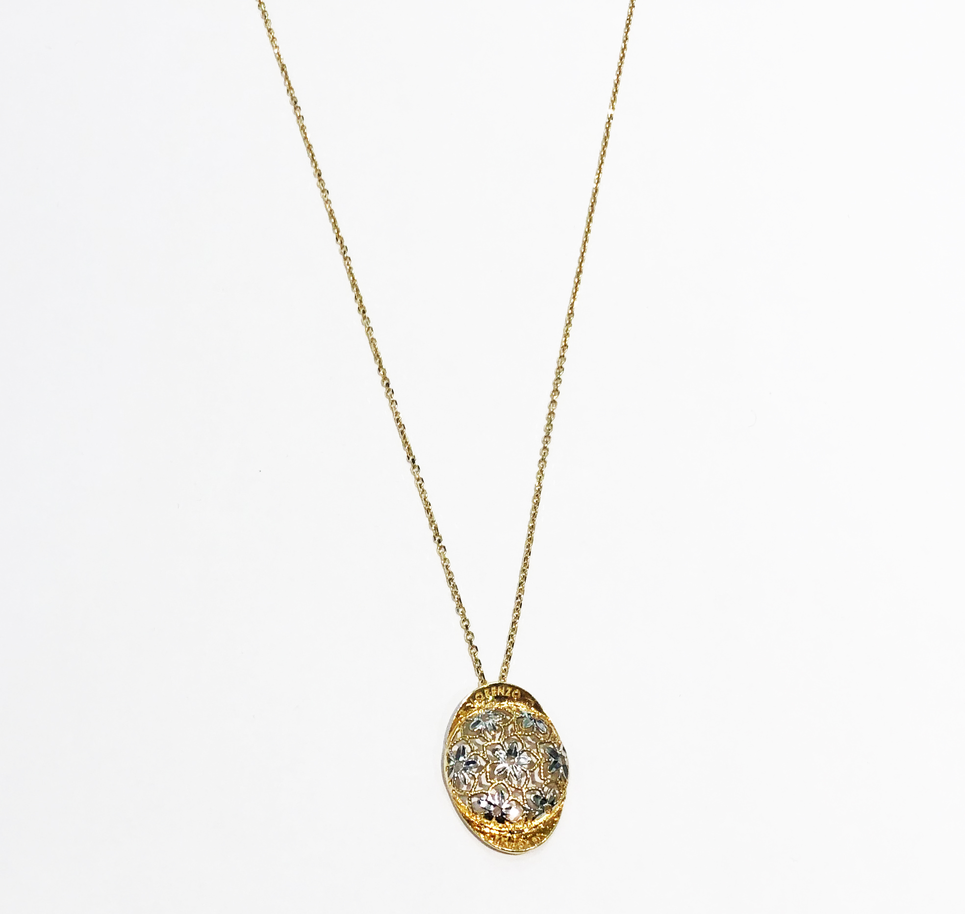 Lorenzo Ungari NECKLACE YELLOW GOLD, CL S 0257